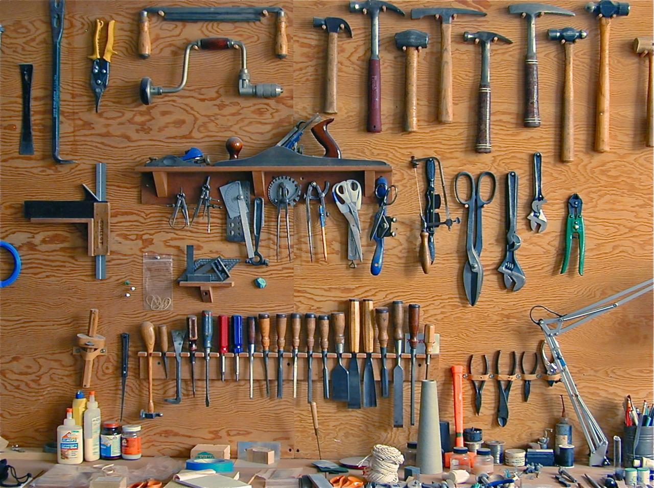 Tool Shed Organization Workshop