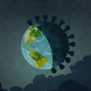 Earth Emerging from the Pandemic